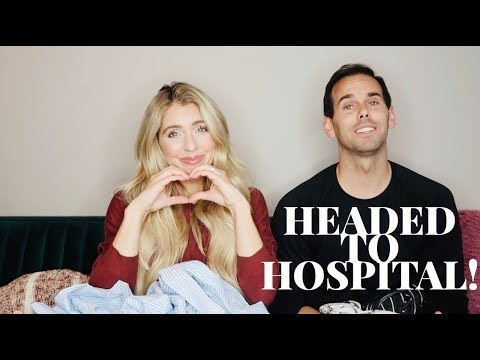 Headed to the hospital! What's in my go bag + taking a break from Youtube
