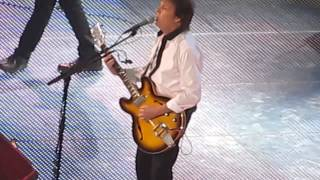 "Paul McCartney ""Paperback Writer"" 5/22/13"