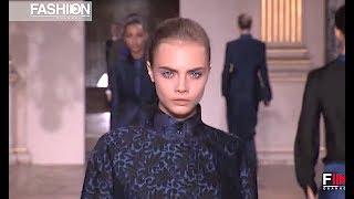 STELLA McCARTNEY Fall 2012 2013 Paris - Fashion Channel