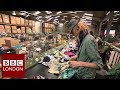 Trying to get Londoners to recycle their clothes – BBC London