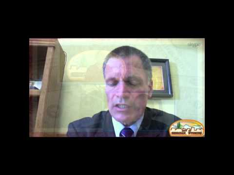 Wyoming State Treasure Mark Gordan Interview-May 29, 2014