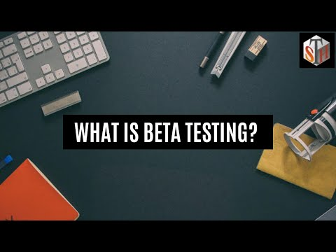 What is Beta Testing? Explained in Detail - Software Testing Training