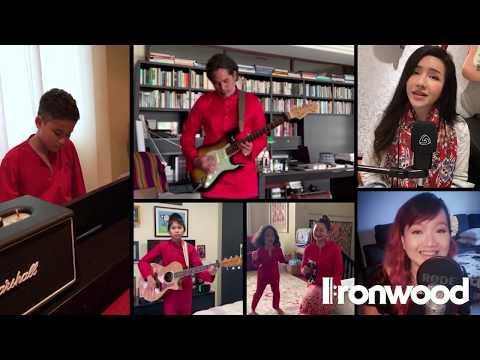 IRONWOOD'S MCO - Suasana Hari Raya By COUGIRAN & Ironwood Teachers (Cover)