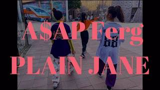Download Mp3 A$ap Ferg – Plain Jane . / 余芝逸zenia Choreography /with 陳宥倢  溫晶語