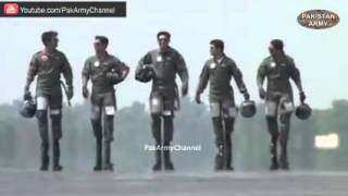 pak airforce new song shaheed ke jo mout ha