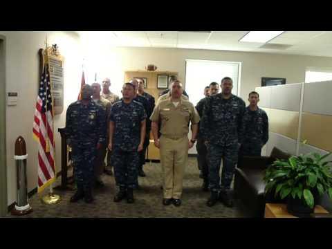 Naval Medical Logistics Command 2014 Spirit Video Go Navy Beat Army