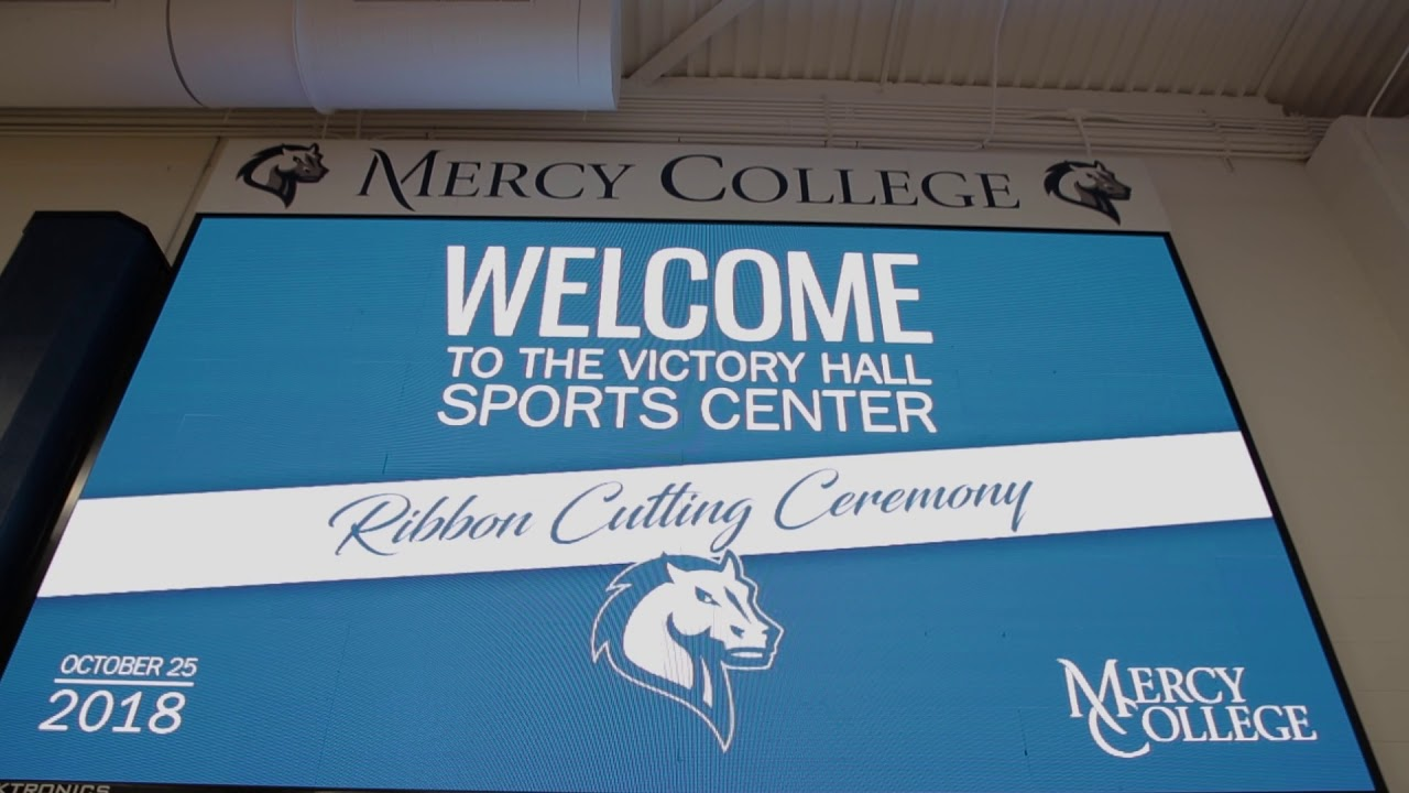 Our new Victory Hall Sports  Center.   AWESOME