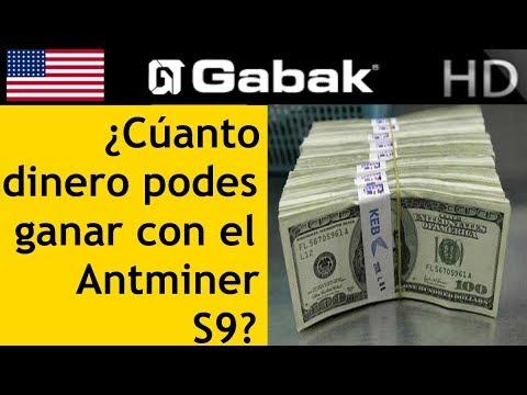 Cuanto Dinero Podes Generar Con El Antminer S9