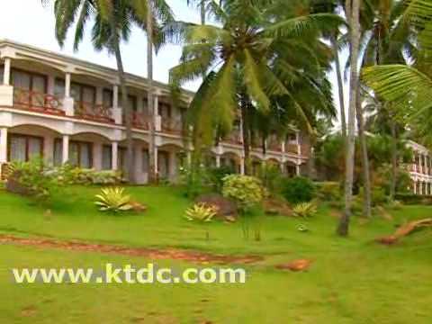 Samudra - a garden beach resort at Kovalam