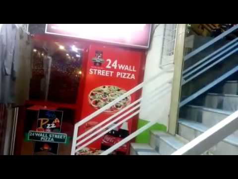 24 WallStreet Pizza - Gulberg Lahore