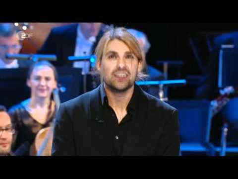 David Garrett - Echo Klassik - Serenade & Live and let die - 17.10.2010