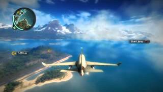 Just Cause 2 free roam (ps3)