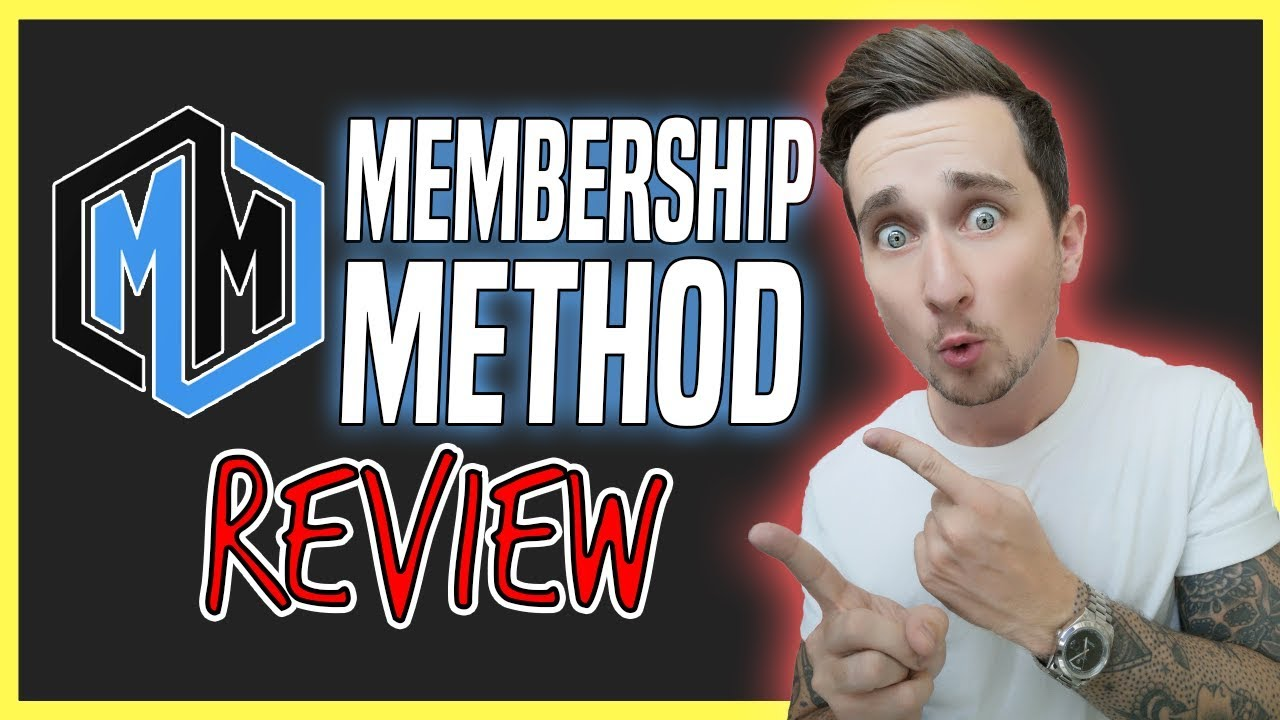 Unboxing Youtube Membership Sites  Membership Method
