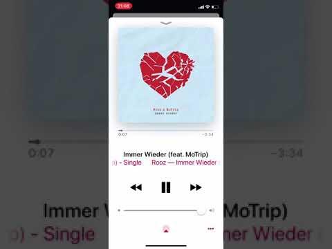 Rooz - Immer Wieder (feat. MoTrip)