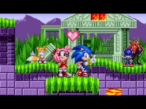 Sonic Adventure #2 - Marble Zone