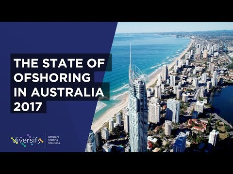 State of Offshoring in Australia 2017