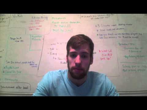 Draper University Application Video