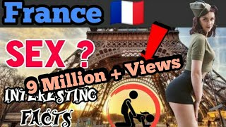 France (Pussy city) 🇫🇷 || Interesting Facts In Hindi || Inspired you