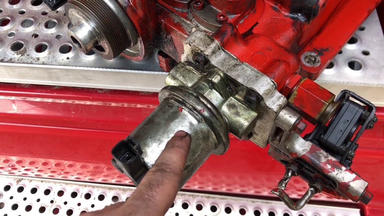 Cummins Isx Fuel Pump Assembly