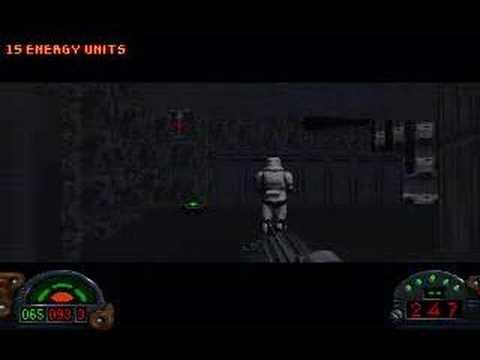 Star Wars: Dark Forces - Level 1