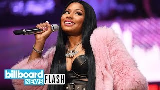 Nicki Minaj Appearing as Musical Guest on 'SNL' Finale, Hosted by Tina Fey | Billboard News Flash