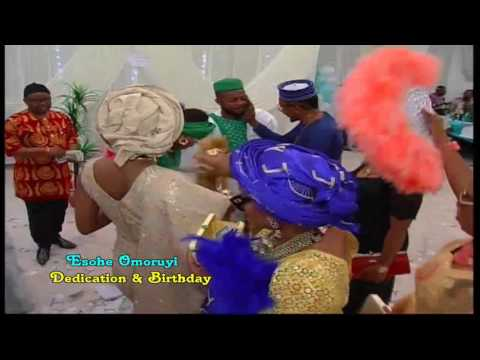 Asilolo 1 of Austria-daughter Esohe Omoruyi Dedication & Birthday-2