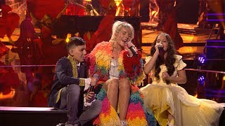 Josje, Remko, Katarina & Abu - 'Beauty And The Beast' | Finale | The Voice Kids | VTM
