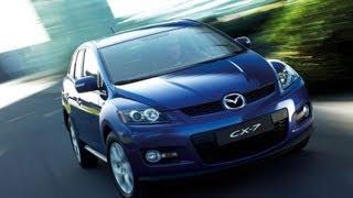 Обзор автомобиля Mazda CX-7 [AUTO Review]