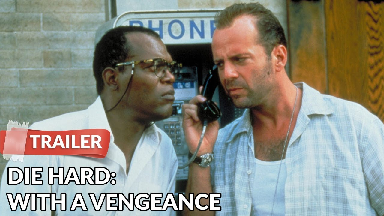 Download Die Hard: With a Vengeance 1995 Trailer 2 HD | Bruce Willis