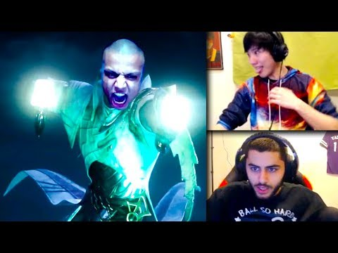 Season 8 Intro The Climb TYLER1 VERSION  Box Box 200IQ PREDICTION  Yassuo  LoL Funny Moments