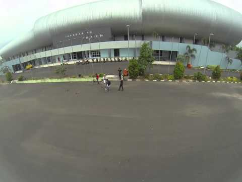 Aquatic Stadium at Jakabaring Sport City