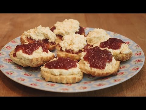 Gluten Free Scones - Quick, Easy And Tasty! | GoodnessDirect