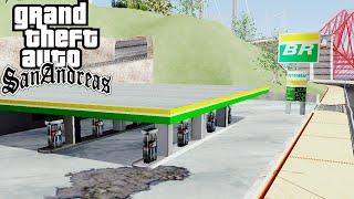 Como Instalar Postos de Gasolina BR no GTA San Andreas