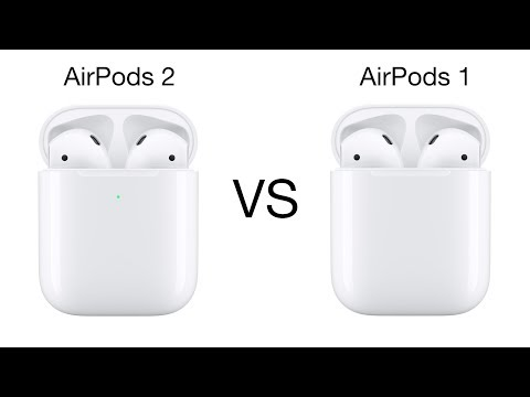 airpods 1 vs 2 box