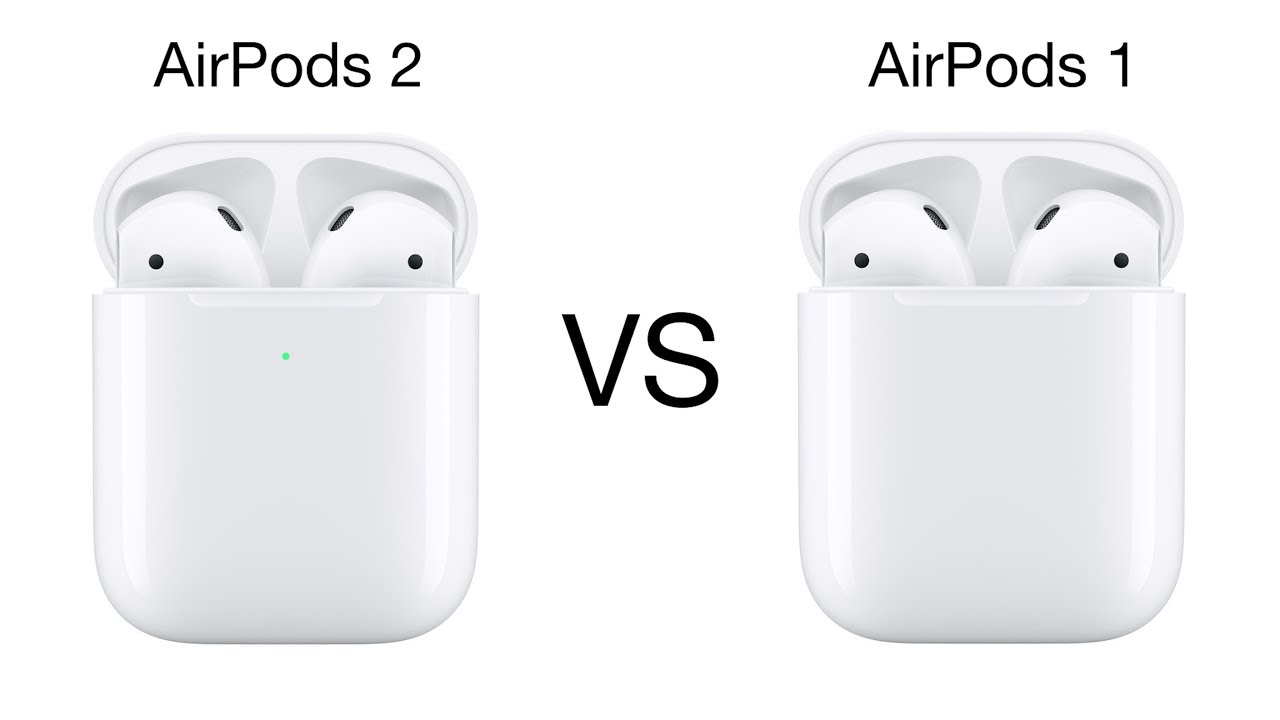 Airpods 2 Vs Airpods 1 Differences Between Apple S Original