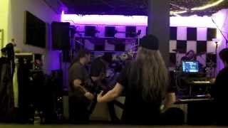 Emergency Gate -  Advent 2013  - Day 9 -  Moshpit Tour 2012