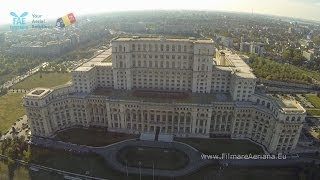 Blown by the wind over Bucharest- by FAE in full HD