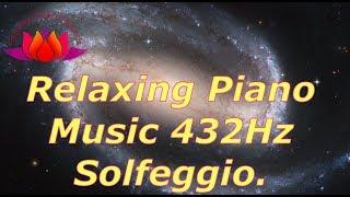 3Hour Relaxing Piano Music 432Hz Solfeggio  / Study, BGM, Yoga, Zen, Spa.  ☆111 thumbnail