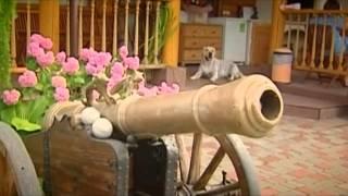 Откуда на даче у Оксаны Билозир появилась настоящая пушка - Козырная жизнь на даче - Выпуск 14