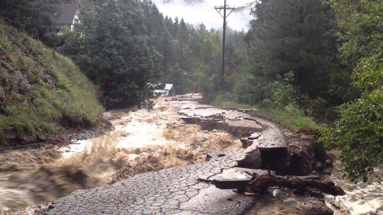 boulder flood 2013 - fourmile canyon