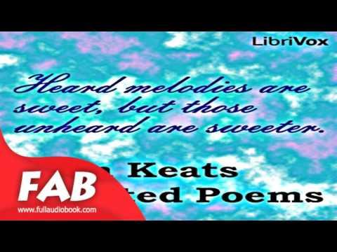John Keats Selected Poems Full Audiobook by John KEATS by Single author