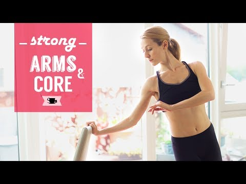 Exercises for Strong Arms and Core