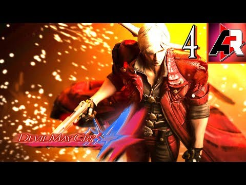 Devil May Cry 4 Special Edition Live Stream (Dante) | PS4 | ActionReplay Plays