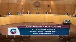 City of Chandler Council Meeting - 10/10/2019