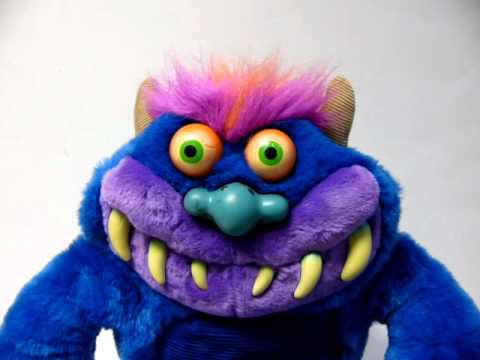 My Pet Monster 2001 Youtube