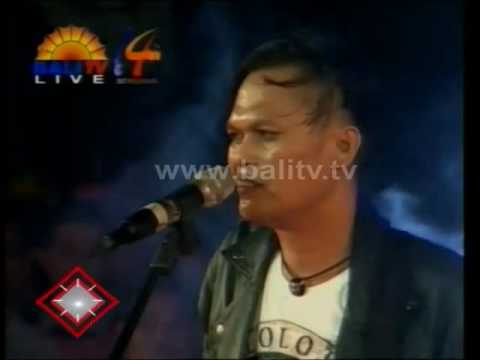 Konser LOLOT Band HUT ke-14 Bali TV Bersinar