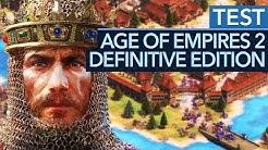 Ein Meisterwerk nicht nur für Nostalgiker - Age of Empires 2: Definitive Edition im Test / Review