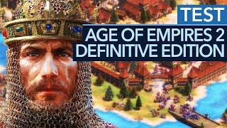 Das Beste gibt's jetzt besser! - Age of Empires 2: Definitive Edition im Test / Review