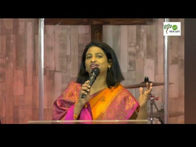 Jesus Replied | Pr. Mathew | New Life Church Dublin