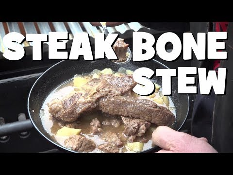 Steak Bone Beef Stew